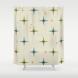Slamet Shower Curtain
