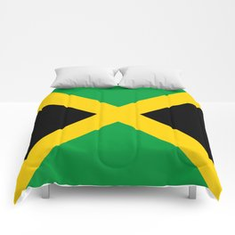 Flag of Jamaica Comforters
