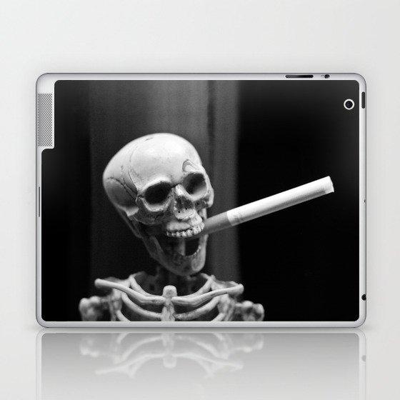 Jack Skeleton Laptop & iPad Skin