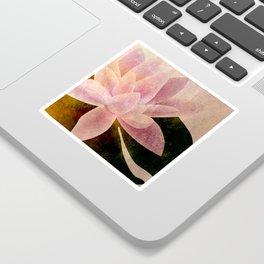Lotus of my Heart Sticker