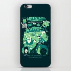 Adventure Comics iPhone & iPod Skin
