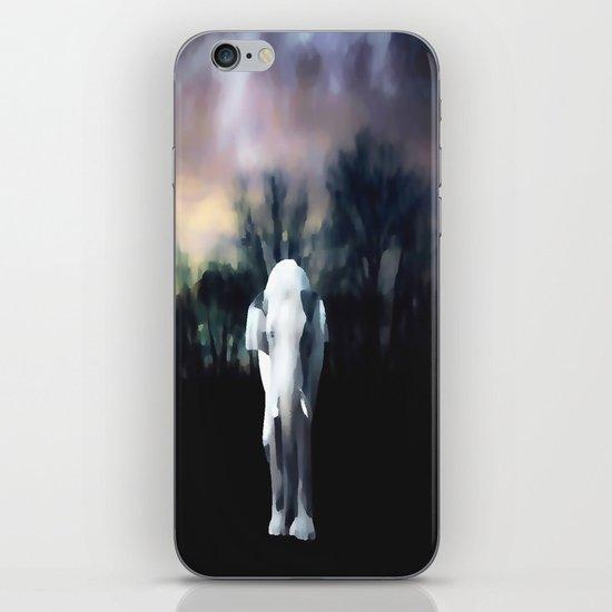 I heart the Elephant iPhone & iPod Skin