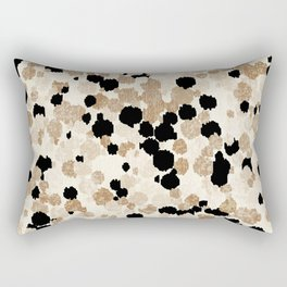 Pattern Dots Rectangular Pillow