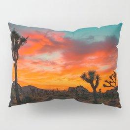 Joshua Tree Parc National Pillow Sham