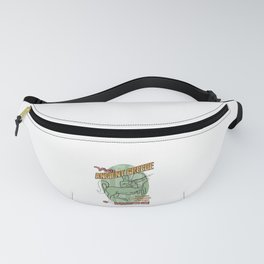 Visit Ancient Greece Fanny Pack