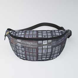 Amsterdam houses 1. Fanny Pack
