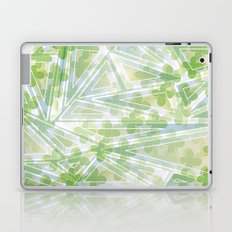 Background With Flowers Composition Laptop & iPad Skin