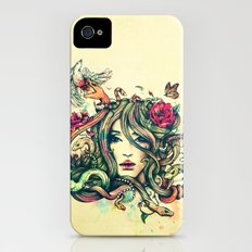 Beauty Before Death Slim Case iPhone (4, 4s)