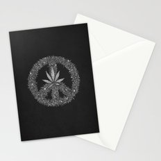 Green Peace Stationery Cards
