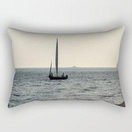 navigate Rectangular Pillow