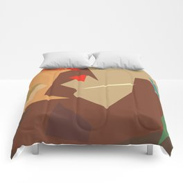 Lady Luck Comforters