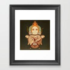 Gonyang Framed Art Print