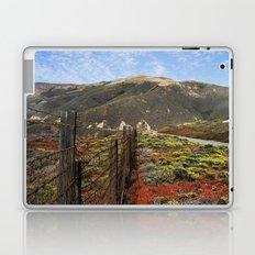 Big Sur Mountains Laptop & iPad Skin