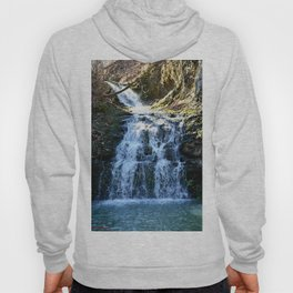 Alone in Secret Hollow with the Caves, Cascades, and Critters, No. 5 of 21 Hoody