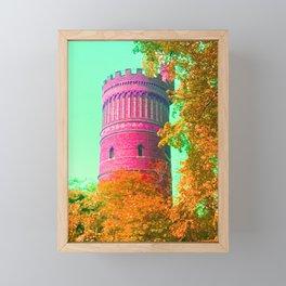 The Blessed Tower Framed Mini Art Print