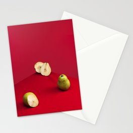 Damaged Pears Stationery Cards