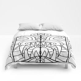 Threshold Guardian Comforters