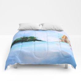 Dreaming Of Nicaragua Comforters