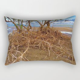 What Lies Beneath Rectangular Pillow