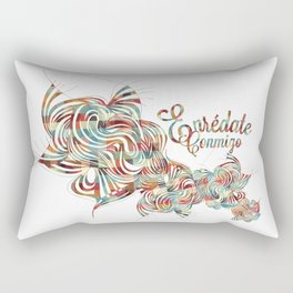 Enrédate conmigo Rectangular Pillow