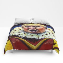 His Highness, Donald Drumpf Comforters
