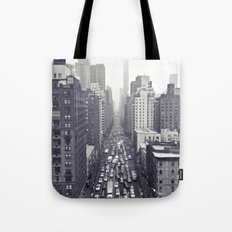 flying over first... Tote Bag
