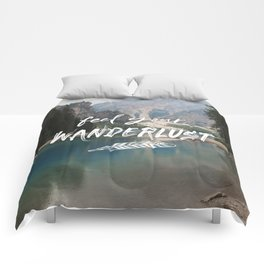 Feel your Wanderlust Comforters