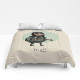 Tyreese Comforters