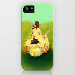 Chicken Parade iPhone Case