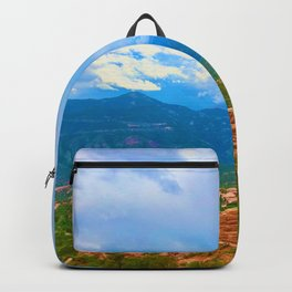 Stormy Daydreams Backpack