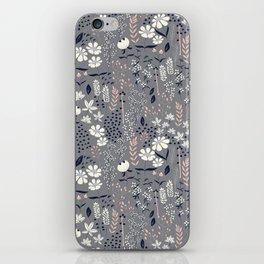 Flower garden 003 iPhone Skin