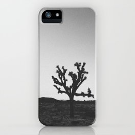 JOSHUA TREE IX / California iPhone Case