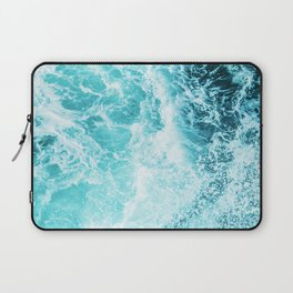 Perfect Sea Waves Laptop Sleeve
