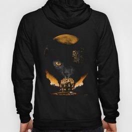 """""""The Black Cat"""" - Edgar Allan Poe Series Hoody"""