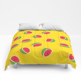 Tropical Guava Pattern Comforters