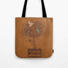 songbirds Tote Bag