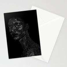 Black Girl #2 Stationery Cards