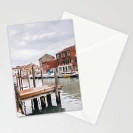 Murano Italy Venice   travel photography   glass island Stationery Cards