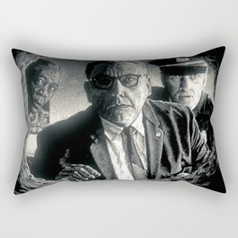 A Handful at a Time Rectangular Pillow