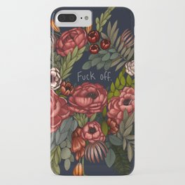 To Whomever it May Concern: Fuck Off iPhone Case