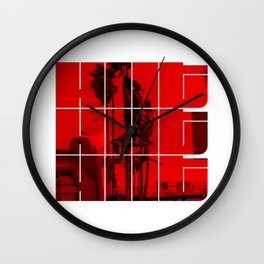 High-Intensity Interval Training (HIIT) Wall Clock