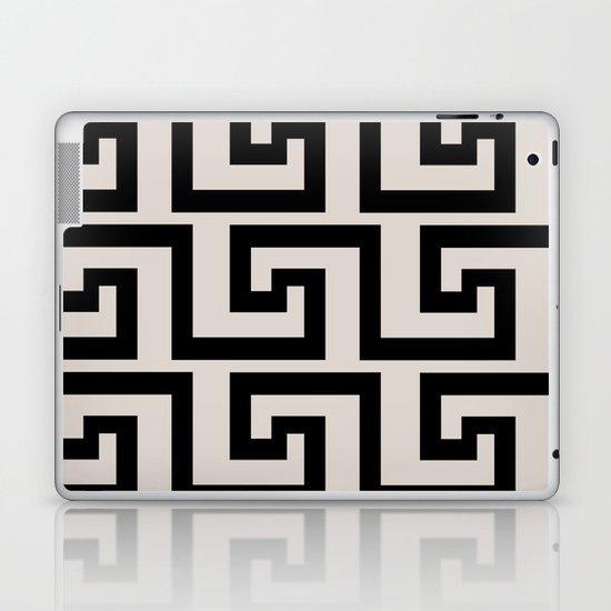 Greek Key Laptop & iPad Skin