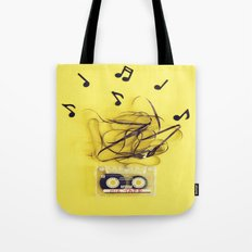 Mix Tape (ANALOG ZINE) Tote Bag