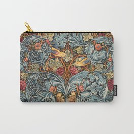 "William Morris ""Acanthus and vine"" 2. Carry-All Pouch"