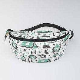 Camp Life Fanny Pack