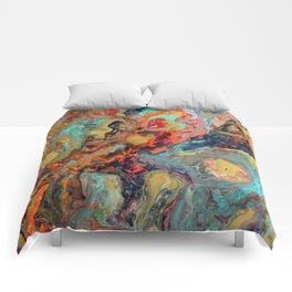 Go Gold Comforters