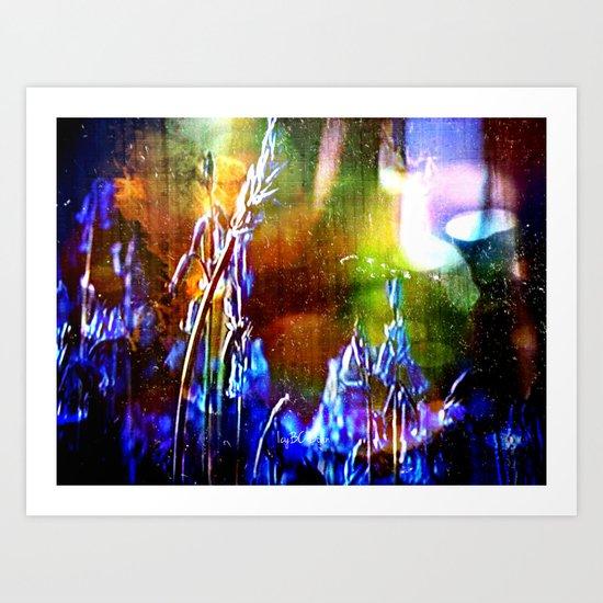 Spirit Whisper Art Print