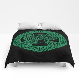 Celtic Nature Polar Bear Comforters