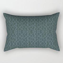 Sketchy Rectangular Pillow