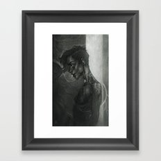 Count to Ten Framed Art Print